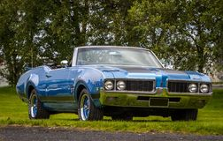 1969 Oldsmobile Cutlas Royalty Free Stock Photos