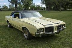 Oldsmobile cutlass Royalty Free Stock Photos
