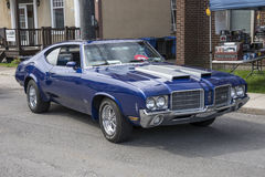 Oldsmobile cutlass Royalty Free Stock Photos