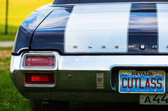 Oldsmobile Cutlass Supreme Royalty Free Stock Photo