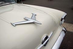 Oldsmobile-de mascotte van de raketkap Royalty-vrije Stock Fotografie