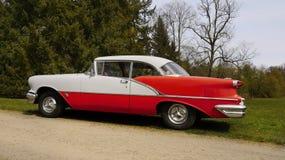 Oldsmobile-Delta 88, Uitstekende auto's, Luxeauto's Royalty-vrije Stock Foto