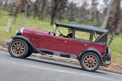 Oldsmobile F28 Tourer 1928 Fotografering för Bildbyråer