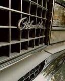 Oldsmobile-Grill stockbild