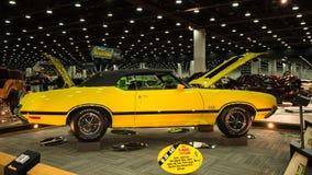 Oldsmobile huggare 1970 4-4-2 Royaltyfria Bilder