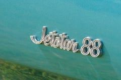Oldsmobile Jetstar 88 Royalty-vrije Stock Afbeeldingen
