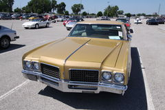 Oldsmobile Ninety-Eight Holliday Royalty Free Stock Photography