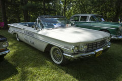 Oldsmobile official pace car Royalty Free Stock Photos