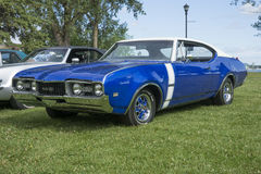 Oldsmobile 442 Royalty Free Stock Photography