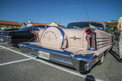 Oldsmobile 1958 quatre-vingt-huit hard-top de 2 portes Photographie stock