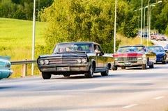 Oldsmobile 98 1963 Royalty Free Stock Photos