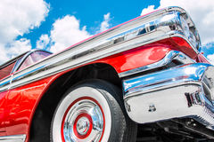 1958 Oldsmobile Super 88 Right Front Stock Photography