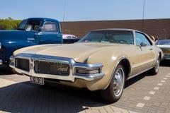 1968年Oldsmobile Toronado汽车 免版税库存图片
