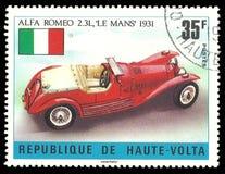 Oldtimer, Alfa Romeo image stock