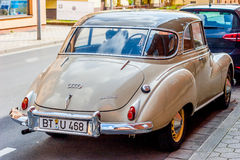 Oldtimer auto del alemán de la unión 1000 Imagen de archivo