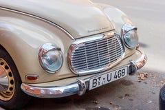 Oldtimer auto del alemán de la unión 1000 Imagenes de archivo