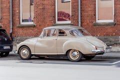 Oldtimer auto del alemán de la unión 1000 Imagen de archivo libre de regalías