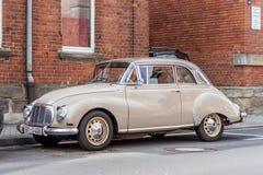 Oldtimer auto del alemán de la unión 1000 Foto de archivo