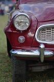 Oldtimer bil- Skoda Royaltyfria Bilder