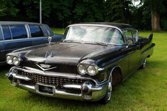 Oldtimer Cadillac Stock Afbeelding
