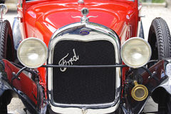 oldtimer car Royalty Free Stock Photography