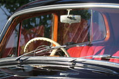 Oldtimer car Royalty Free Stock Images