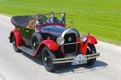 Oldtimer car Stock Image