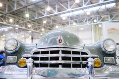 Oldtimer car Royalty Free Stock Photo