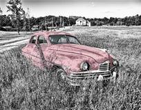 Oldtimer, Car, Old, Vintage Stock Images