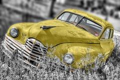 Oldtimer, Car, Old, Vintage Royalty Free Stock Photos