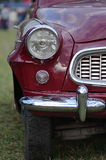 Oldtimer car - Skoda Royalty Free Stock Images