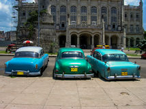 Oldtimer Royalty Free Stock Photos