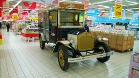 Oldtimer car Stock Images