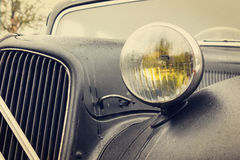 Oldtimer Car Stock Photo