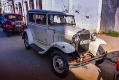 Oldtimer, Cienfuegos, Cuba Stock Image