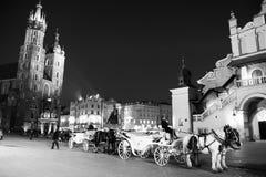 Oldtimer Cracow Zdjęcie Royalty Free