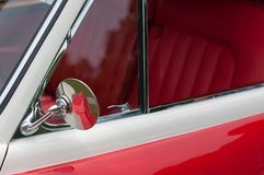 Oldtimer detail Stock Images