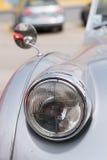 Oldtimer - Detail van een oude auto Stock Afbeeldingen