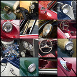 Oldtimer details Royalty Free Stock Photography