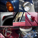 Oldtimer details Royalty Free Stock Images