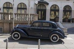 Oldtimer di Mercedes Fotografie Stock