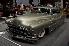 Oldtimer en la demostración de coche Foto de archivo libre de regalías