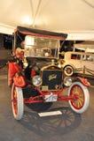 Oldtimer Ford bland första modeller Royaltyfri Foto