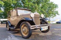 Oldtimer Ford Model A de vintage Photo stock