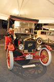 Oldtimer Ford onder eerste modellen Royalty-vrije Stock Foto