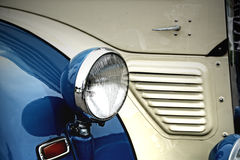 Oldtimer headlight Royalty Free Stock Images