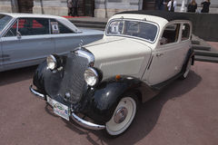 Oldtimer Mercedes Benz Foto de archivo