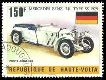 Oldtimer, Mercedez Benz Zdjęcia Stock