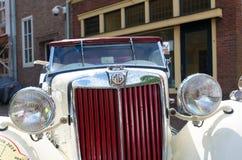 Oldtimer MG Стоковое Изображение RF