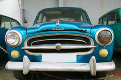 Oldtimer Peugeot 403 fotografia royalty free